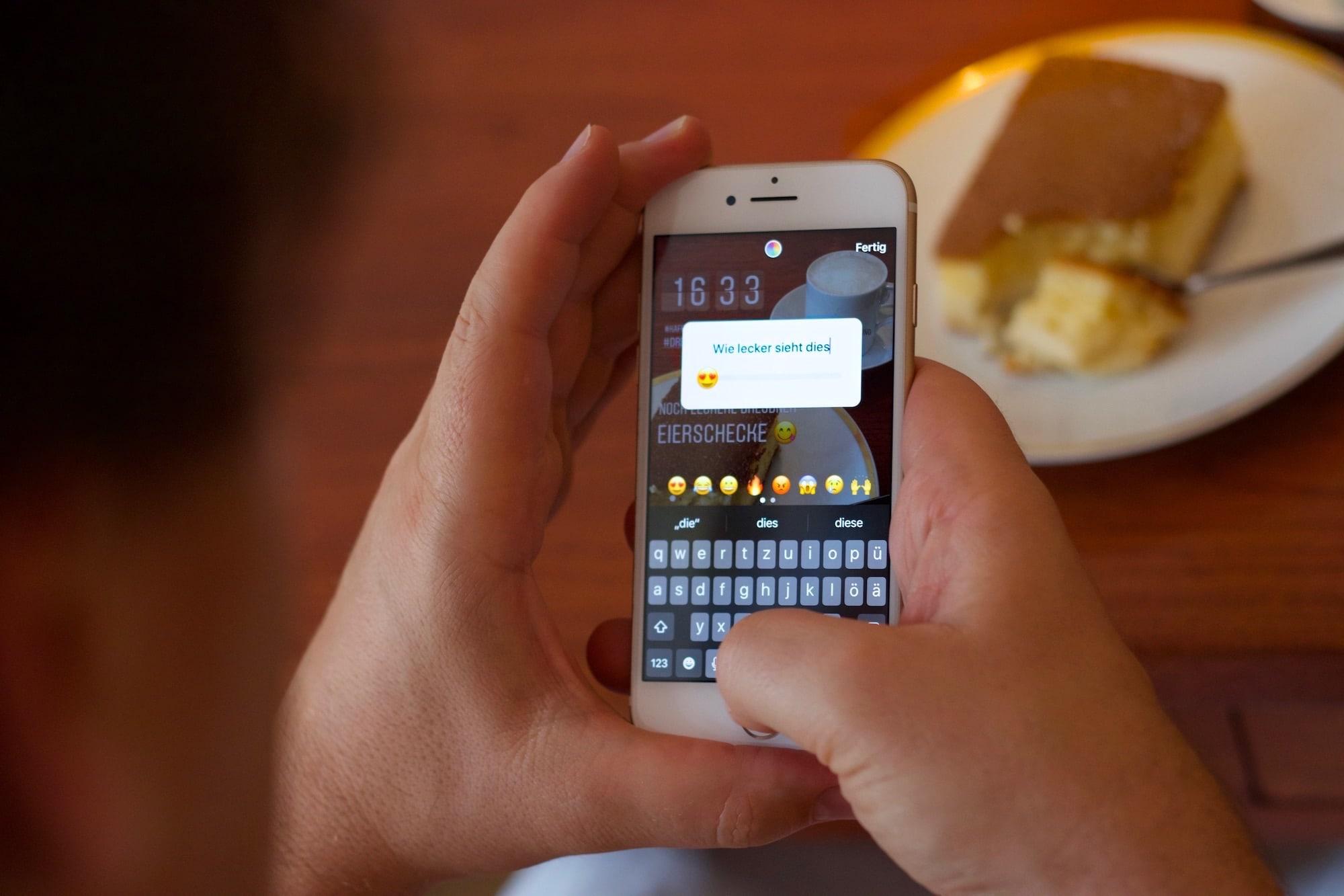 Story auf Instagram: Anleitung, Tipps und Tricks für Dich